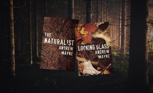 "Review: ""Looking Glass"" by Andrew Mayne (""The Naturalist"", book 2)"