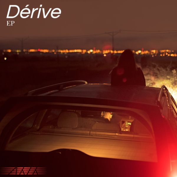 Dérive EP – available now!